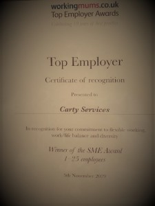 WorkingMums Award